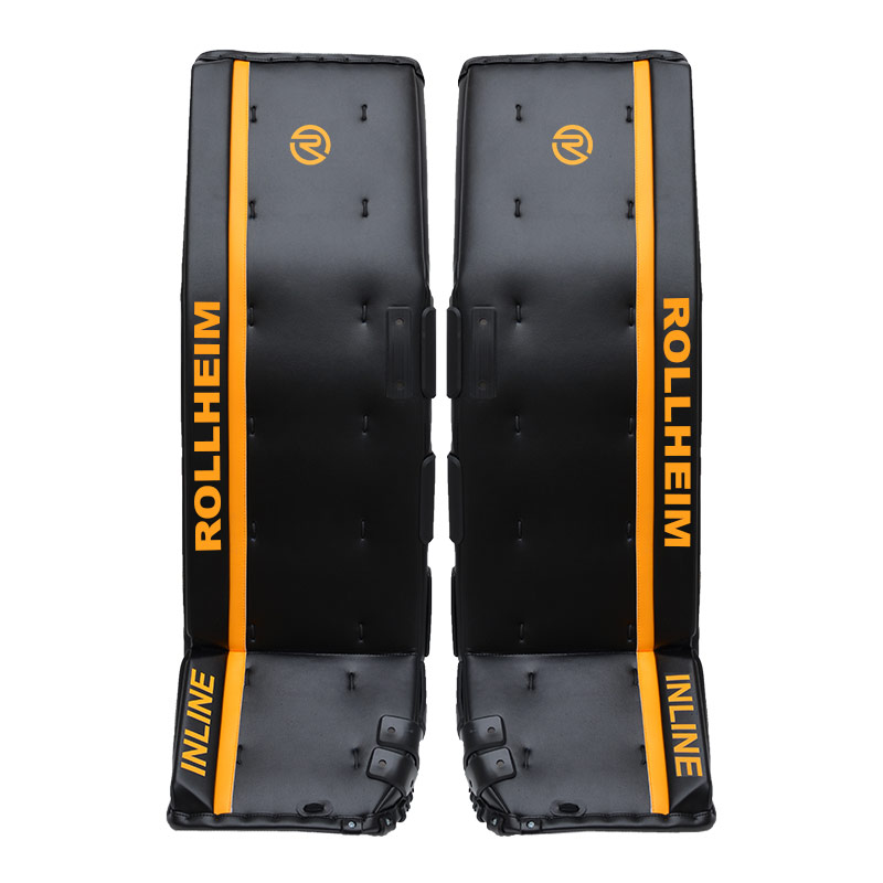 inline hockey goalie pads